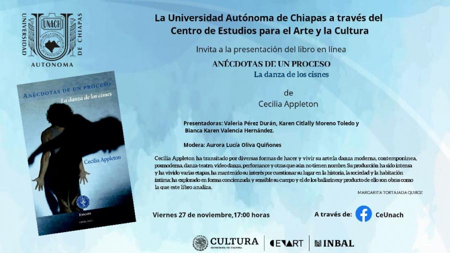 Presentación del libro en línea...